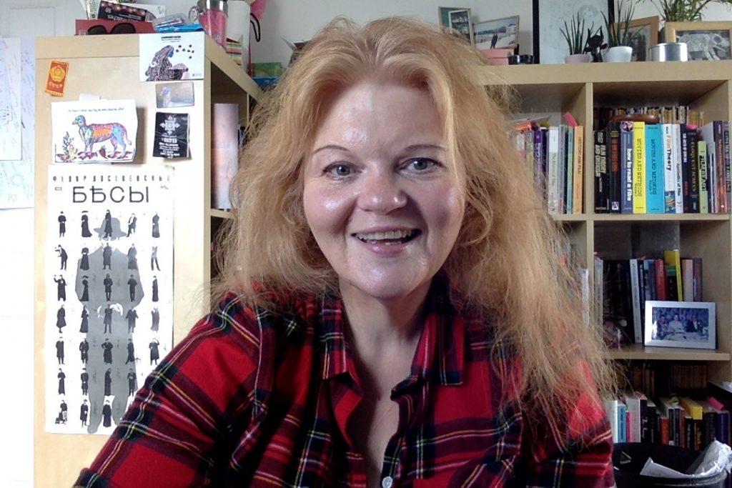 Gillian Mciver portrait 2020